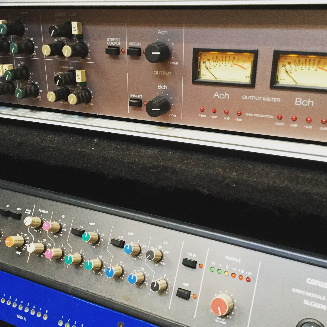 PlatinumGarage SSL4000G neve V1